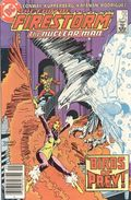 Firestorm (1982 2nd Series) Mark Jewelers 27MJ