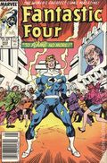 Fantastic Four (1961 1st Series) Mark Jewelers 302MJ