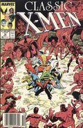 X-Men Classic (1986-1995 Marvel) Classic X-Men Mark Jewelers 14MJ
