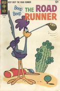 Beep Beep the Road Runner (1966 Gold Key) 8B-12C