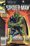 Web of Spider-Man (1985 1st Series) Mark Jewelers 25MJ