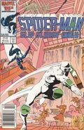 Web of Spider-Man (1985 1st Series) Mark Jewelers 23MJ
