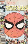 Web of Spider-Man (1985 1st Series) Mark Jewelers 20MJ
