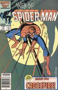 Web of Spider-Man (1985 1st Series) Mark Jewelers 14MJ