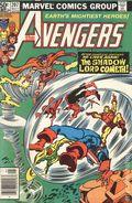 Avengers (1963 1st Series) Mark Jewelers 207MJ