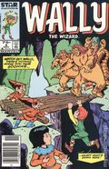 Wally the Wizard (1985 Marvel/Star Comics) Canadian Price Variant 8