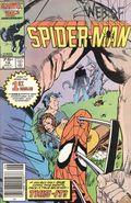 Web of Spider-Man (1985 1st Series) Mark Jewelers 16MJ