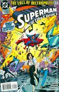 Action Comics (1938 DC) 700A.SB.SIGNED