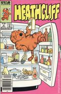 Heathcliff (1985-1991 Marvel/Star Comics) Canadian Price Variant 5