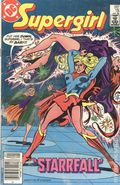 Supergirl (1982 2nd Series) Canadian Price Variant 15