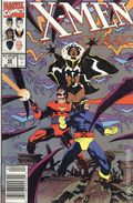 X-Men Classic (1986-1995 Marvel) Classic X-Men Mark Jewelers 58MJ