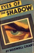 Eyes of the Shadow HC (1931 Street & Smith) 1ST