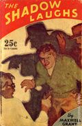 Shadow Laughs HC (1931 Street & Smith) 1ST