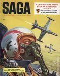 Saga Magazine (1950 2nd Series) Vol. 10 #2