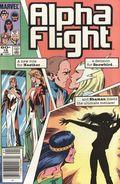 Alpha Flight (1983 1st Series) Mark Jewelers 18MJ