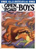 Open Road (1919-1954 Open Road Publishing) Vol. 15 #2