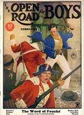 Open Road (1919-1954 Open Road Publishing) Vol. 17 #2