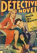 Detective Novels Magazine (1938-1949 Better Publications) Pulp Vol. 14 #1