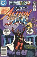 Action Comics (1938 DC) Mark Jewelers 527MJ