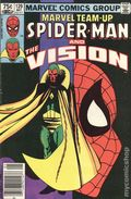 Marvel Team-Up (1972 1st Series) Canadian Price Variant 129