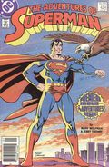 Adventures of Superman (1987) Canadian Price Variant 424