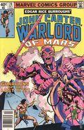 John Carter Warlord of Mars (1977 Marvel) Mark Jewelers 28MJ