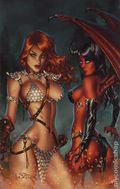 Red Sonja Age of Chaos (2020 Dynamite) 1CONNECTION