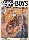 Open Road (1919-1954 Open Road Publishing) Vol. 15 #10