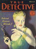 True Detective (1924-1995 MacFadden) True Crime Magazine Vol. 12 #6