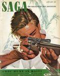 Saga Magazine (1950 2nd Series) Vol. 1 #5