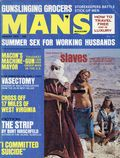 Man's Magazine (1952-1976) Vol. 20 #8
