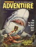 Adventure (1910-1971 Ridgway/Butterick/Popular) Pulp Jul 1957