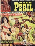 Man's Peril (1956 Periodical Packagers) Vol. 6 #7