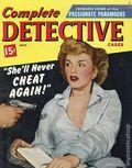 Complete Detective Cases (1939-1953 Timely) True Crime Magazine Vol. 11 #2