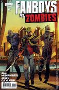 Fanboys vs. Zombies (2012 Boom) 6A