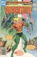 Adventure Comics (1938 1st Series) Mark Jewelers 478MJ