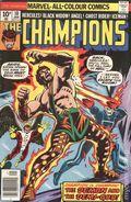Champions (1975-1978 Marvel 1st Series) UK Edition 10UK