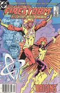 Firestorm (1982 2nd Series) Canadian Price Variant 22