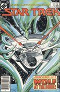 Star Trek (1984 1st Series DC) Mark Jewelers 23MJ
