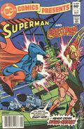 DC Comics Presents (1978 DC) Mark Jewelers 45MJ
