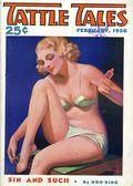Tattle Tales (1932-1938 D.M. Publishing) Pulp Vol. 4 #4