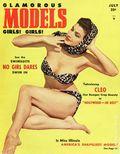 Glamorous Models (1943-1954 Models Publishing) Magazine Jul 1950