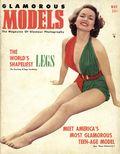 Glamorous Models (1943-1954 Models Publishing) Magazine May 1952