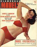 Glamorous Models (1943-1954 Models Publishing) Magazine Jul 1952