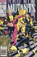 New Mutants (1983 1st Series) Mark Jewelers 43MJ