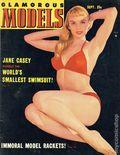 Glamorous Models (1943-1954 Models Publishing) Magazine Sep 1951