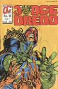 Judge Dredd (1986 Quality) 10B