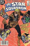 All Star Squadron (1981) Canadian Price Variant 66