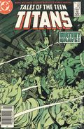 New Teen Titans (1980) (Tales of ...) Canadian Price Variant 85