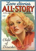 All-Story Love (1929-1955 Popular Publication) Pulp Vol. 66 #3